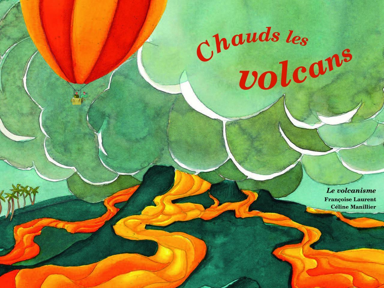 Chauds les volcanscouv