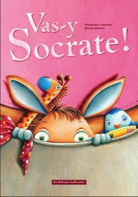 couv Vas y  Socrate!
