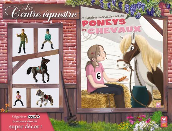 poneys - coffret